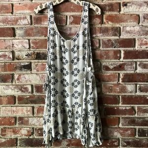 Urban Outfitters slip dress tunic